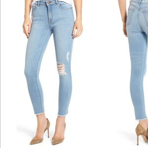 DL1961 high waisted jeans - 25